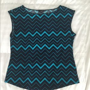 The Limited sleeveless top.